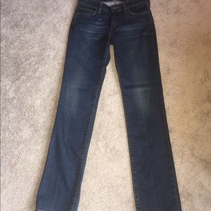 Lucky brand jeans. Straight leg. GREAT condition